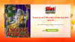 Slot Madness Game of the Month 250% No Max Bonus plus 50 FREE Ancient Wonders Spins Special Promo