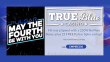 True Blue Casino 250% No Max Bonus plus 25 FREE Spins on RTG Pulsar May the 4th Special Offer