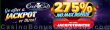 CoolCat Casino 275% No Max Bonus Jackpot Hunter Special Deposit Deal