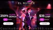 El Royale Casino $35 No Deposit FREE Chip plus 250% Match Slots Welcome Bonus