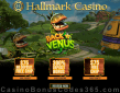 Hallmark Casino Betsoft Back to Venus $75 No Deposit FREE Chip plus 300% Match and $75 FREE Chip Special Bonus