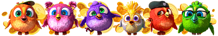 Omni Slots MegaSpin Weekend Betsoft Birds