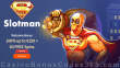 Slotman Casino 100% Match Bonus plus 60 FREE Spins Welcome Deal