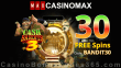 Casino Max Cash Bandits 3 New RTG Game 30 FREE Spins Special Promotion