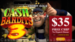 Cherry Gold Casino $35 FREE Chip No Deposit Exclusive Promo RTG Cash Bandits 3