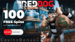 Red Dog Casino 100 FREE Spins on RTG Cash Bandits 3 Special Deposit Welcome Offer