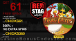 Red Stag Casino 61 FREE WGS Funky Chicks Spins and 360% Match plus 100 FREE Spins Welcome Package