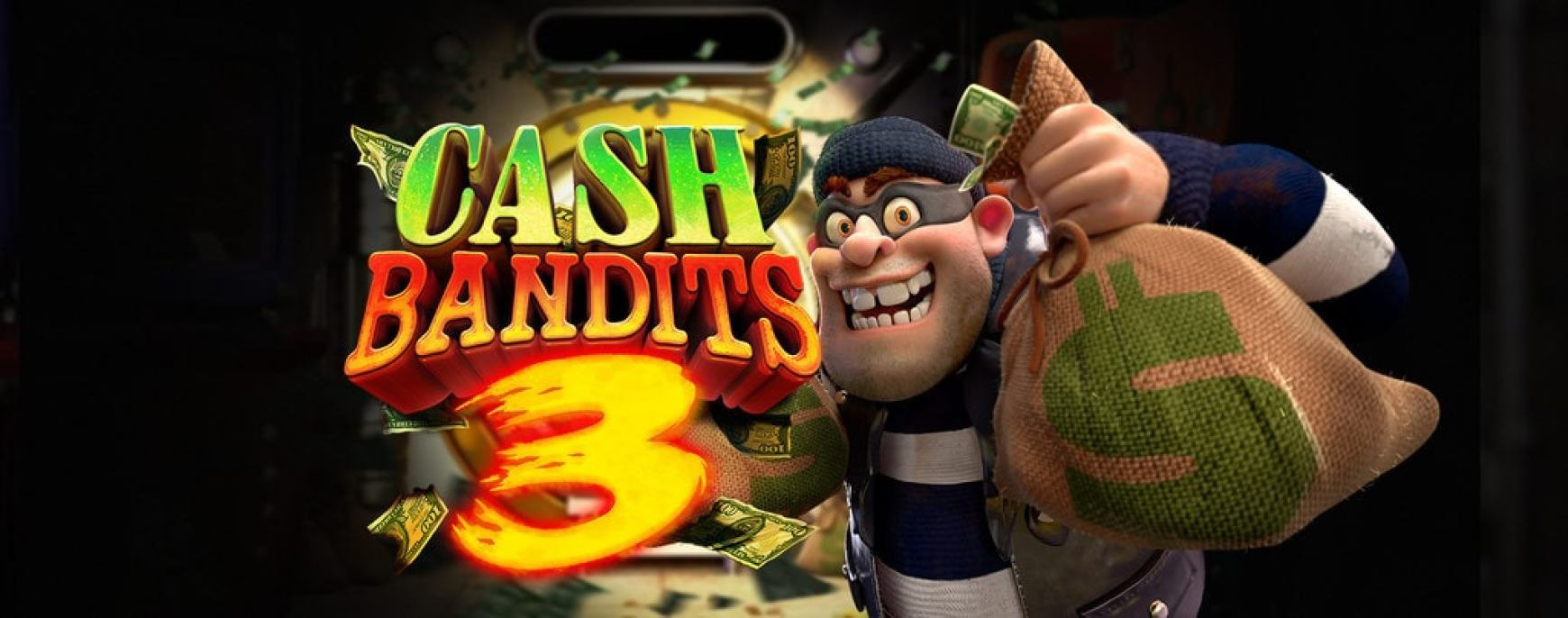 Uptown Pokies RTG Cash Bandits 3