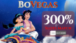 BoVegas Casino 300% Slots Match Bonus Exclusive Offer