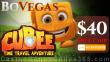 BoVegas Casino Exclusive $40 FREE Chip No Deposit Welcome Bonus RTG Cubee