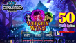 Diamond Reels Casino New RTG Game 50 FREE Spins on Witchy Wins Special Deal