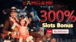 DomGame Casino 300% Match Slots Bonus Exclusive Deal