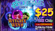 Dreams Casino $25 FREE Chip Witchy Wins New RTG Game No Deposit Promo