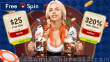 FREE Spin Casino $25 FREE Chip plus 320% Slots Match Oktoberfest Celebration Special Deal