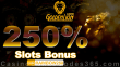 Golden Lion Casino Exclusive 250% Match No Max Slots Bonus New Players Offer
