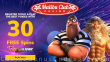 Malibu Club 30 FREE Betsoft Take the Bank Spins No Deposit Sign Up Offer