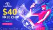 Las Atlantis Casino $40 FREE Chip No Deposit Sign Up Offer
