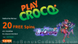 PlayCroco 20 FREE RTG i Zombie Spins All Players No Deposit Special Halloween Deal