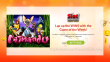 Slot Madness 250% No Max Bonus plus 50 FREE Spins on the Game of the Week Nuworks Catmandu Special Offer