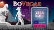 BoVegas Casino $25 FREE Chip plus 325% Match Bonus Black Friday Sales