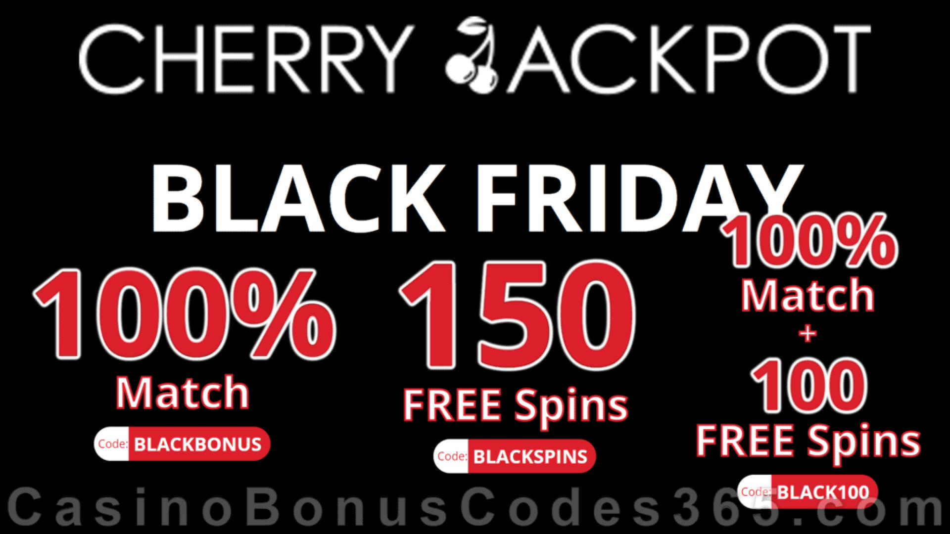 Cherry Jackpot Casino Codes