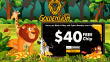 Golden Lion Casino $40 FREE Chips Black Friday and Cyber Monday Mega Sale