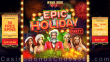 Grande Vegas Casino 150% up to $300 Bonus plus 150 FREE Epic Holiday Party Spins Special New RTG Game Deal