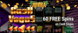 Jumba Bet 60 FREE Saucify Cash Vegas Spins Exclusive No Deposit Offer for All Players