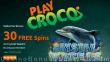 PlayCroco 30 FREE RTG Crystal Waters Spins Special All Players No Deposit Offer