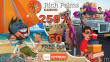 Rich Palms Casino 250% Match plus 50 FREE Spins on RTG Plentiful Treasure Special Black Friday Sale