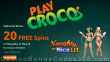 PlayCroco 20 FREE RTG Naughty or Nice III Spins No Deposit Deal for All Players