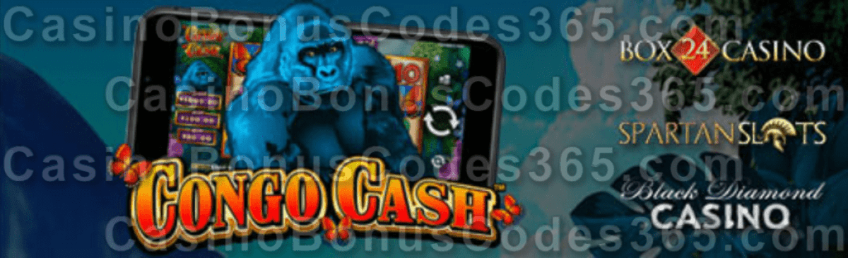 Black Diamond Casino Box 24 Casino Spartan Slots New Pragmatic Play Game Congo Cash LIVE