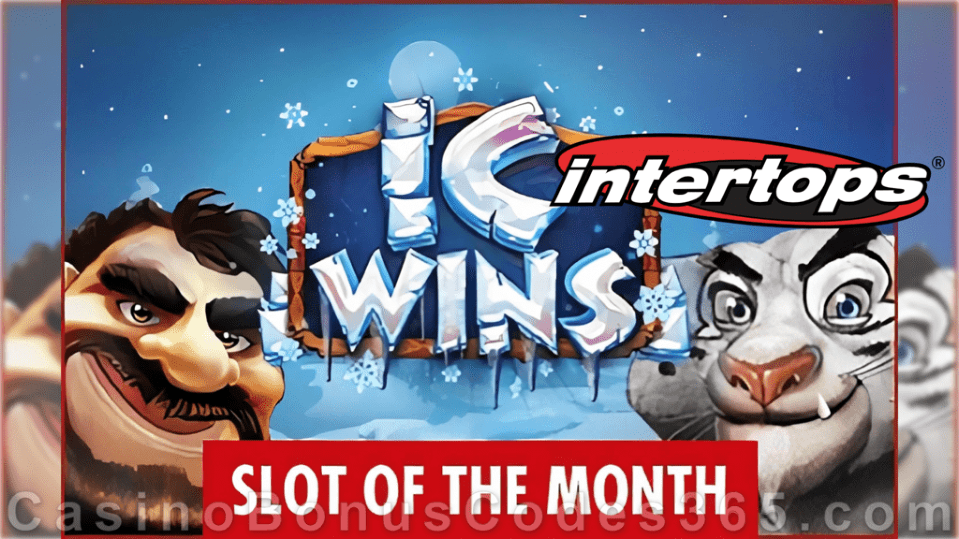 Intertops Casino Red RTG IC Wins January Slot of the Month Special Offer