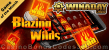 Win A Day Casino January Game of the Month Blazing Wilds Special Promotion