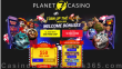 Planet 7 Casino A Choice of $50 FREE Chip or 50 FREE Spins for your Welcome Gift RTG Cash Bandits 3 Diamond Fiesta IC Wins