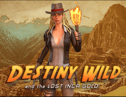 Vegas Crest Casino Destiny Wild and the Lost Inca Gold