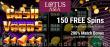 Lotus Asia Casino 150 FREE Saucify Cash Vegas Spins plus 200% Match Special Bonus Pack