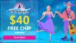 Las Atlantis Casino $40 FREE Chip Special Cinco de Mayo Special No Deposit Welcome Deal RTG Diamond Fiesta