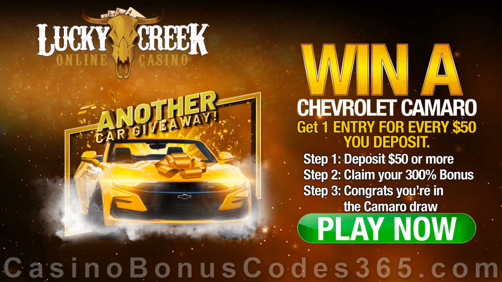 Lucky Creek 100 FREE Saucify Gems N Jewels Spins Exclusive Offer