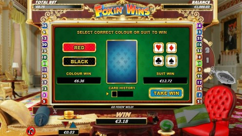 Foxin Wins slot game review