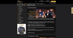 Grand Ivy Casino promotions