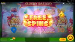 Lucky Easter Free Spins