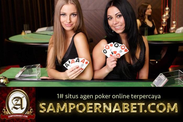 Situs Agen Bandar Taruhan Judi Bola Dan Casino Online Terpercaya