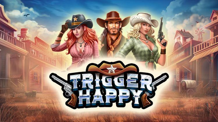 Trigger Happy RTG Slot