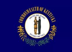 Kentucky State Flag - Casino Genie