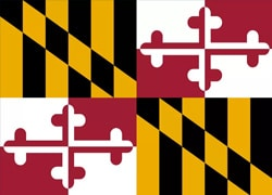 Maryland State Flag - Casino Genie