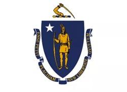 Massachusetts State Flag - Casino Genie