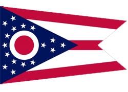 Ohio State Flag - Casino Genie