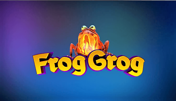 New Slot: Frog Grog (Thunderkick)