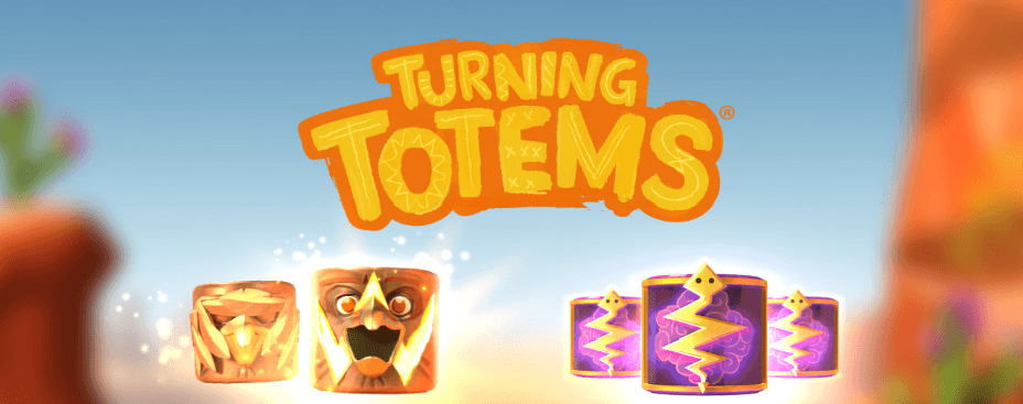 New Slot: Turning Totems (Thunderkick)